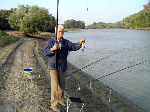 рыбалка в хуторе железный